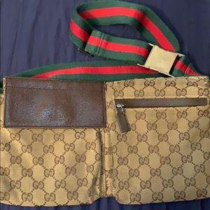 Gucci Fanny Pack Vintage